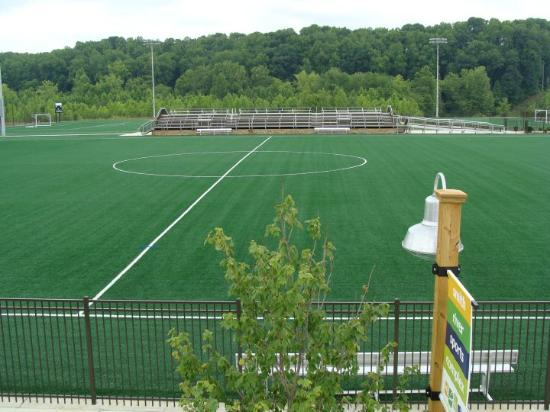 Smith River Sports Complex: Field Turf