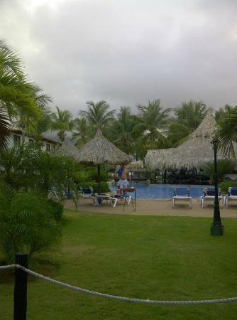 Isla Caribe Beach Hotel : Area Cascada
