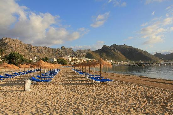Hotel Panorama: Puerto Pollensa Beach