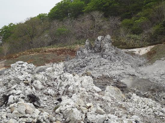 Mt. Osore Sai no Kawara : 4