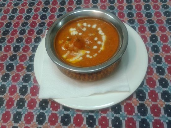 The Kathmandu Nepali Indian Restaurant: CHICKEN TIKKA MASALA DISH