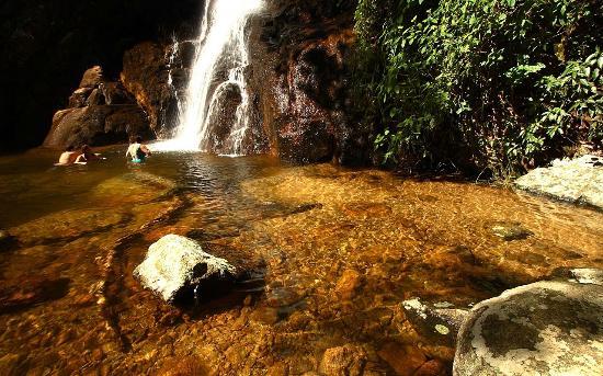 Ilhasol Hotel Pousada: Cachoeira do Veloso