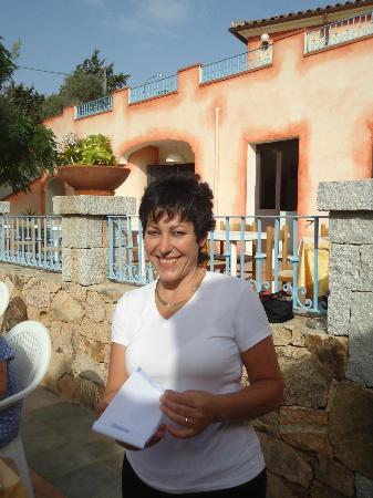 Hotel Pedra Niedda: orietta