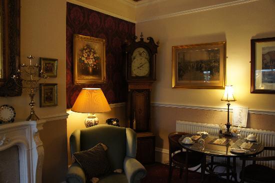 Ascott Hotel: Lounge