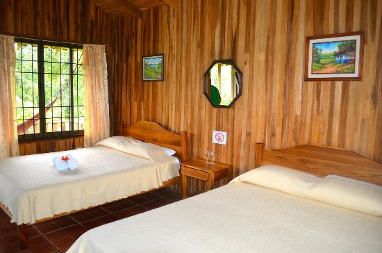 Hotel Rancho Cerro Azul: The room