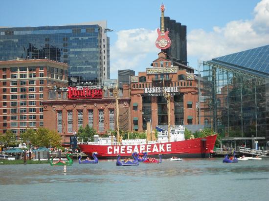 Fairfield Inn & Suites Baltimore Downtown/Inner Harbor: Baltimore Inner Harbour