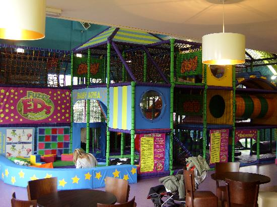 Harvester: play area