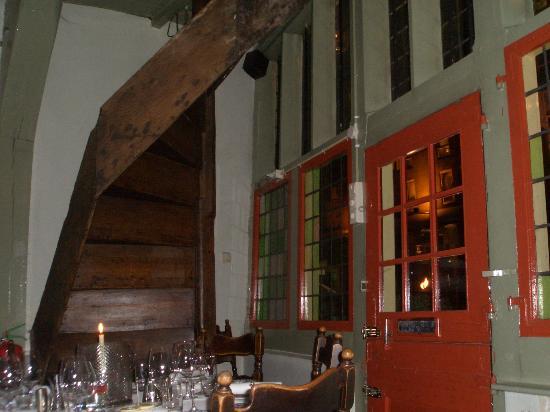 De Silveren Spiegel: Dentro il ristorante