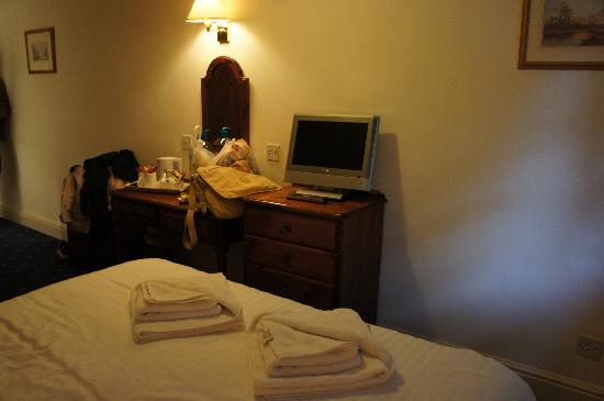 Craig Manor Hotel: Room
