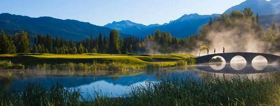 Four Seasons Resort and Residences Whistler: Golfing in Whistler