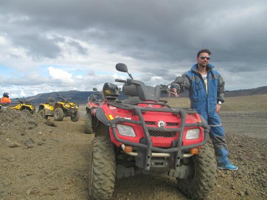 4X4 Adventures Iceland: Good feeling