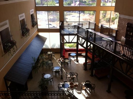 Labada Beach Hotel : hotel interior