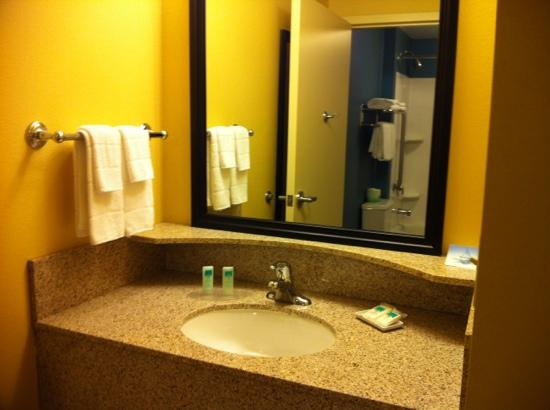 SpringHill Suites Corona Riverside: basic toiletries