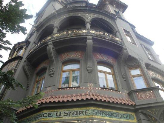 Smetana Hotel: Levez les yeux au ciel et vous serez émerveillés