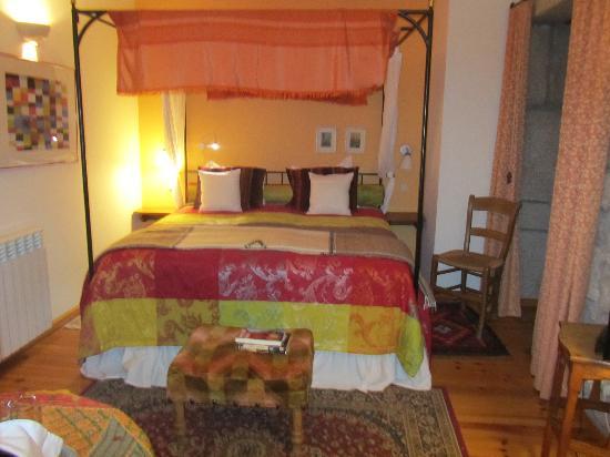 Quinta da Geia : Eén van de romantische slaapkamers