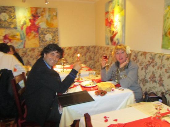 Quinta da Geia : romantisch dineren op Valentines day