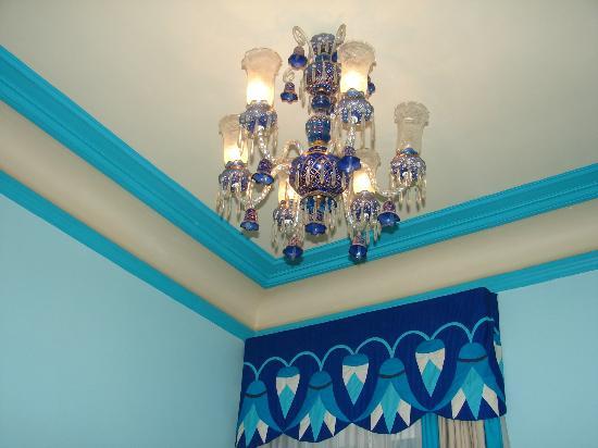 Talisman Hotel de Charme: Dettaglio camera