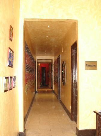 Talisman Hotel de Charme: Ingresso