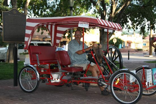 Old Town Pedicab Tours