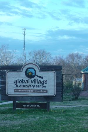 Americus, GA: Global Village Center