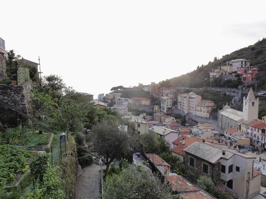 Cinqueterre Residence: View from Terrace