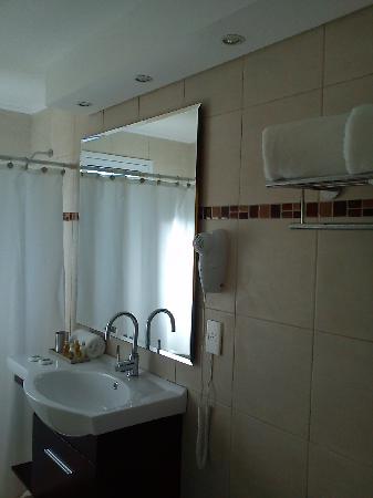 Josephine Boutique Hotel: Baño