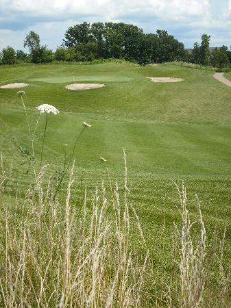 Bos Landen Golf Club: .