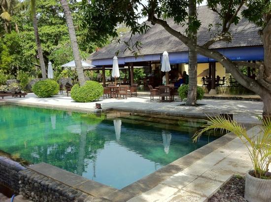 Mimpi Resort Tulamben: Mimpi Resort, Tulamben