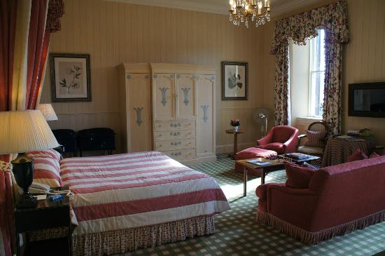 Inverlochy Castle Hotel : Glencoe room