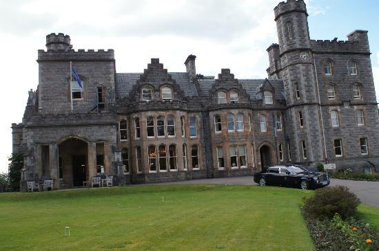 Inverlochy Castle Hotel: Inverlochy Castle