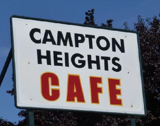Campton Heights Cafe: Amazing breakfast and personal service to boot!