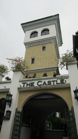 The Castle: The tower at the entrance