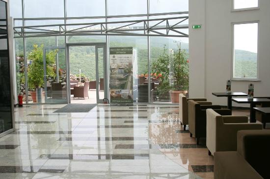 The Residence Ozon Conference & Wellness Hotel: Very pleasant atmosphere