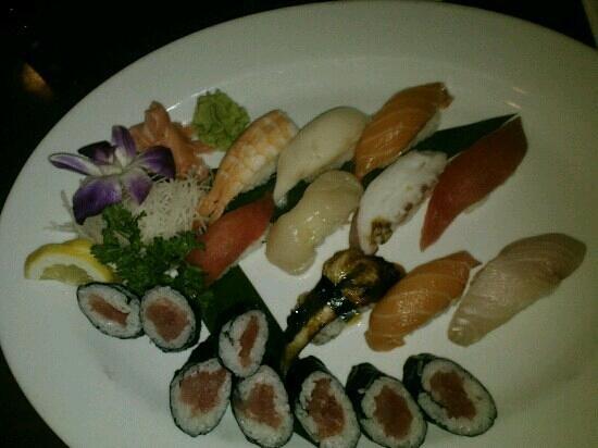 King Kong Sushi: good execution