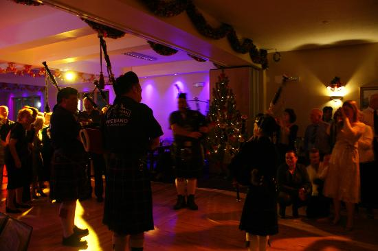 Carrbridge Hotel: Entertainment