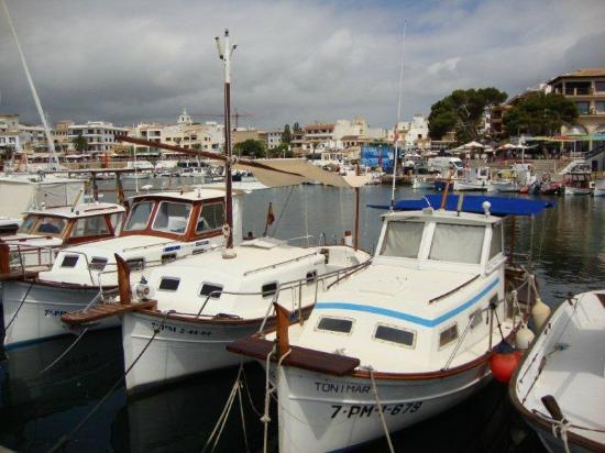Prinsotel La Pineda: Puerto Cala Ratjada