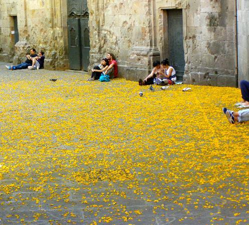 Hotel Neri Relais & Chateaux: Placa Sant Felip Neri