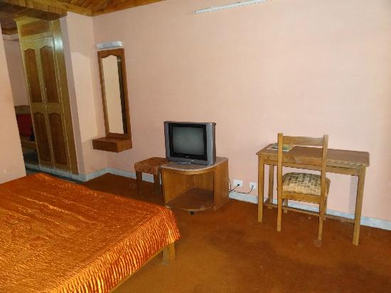 The Manimahesh-HPTDC: Deluxe room....