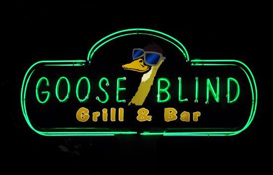 Goose Blind Grill & Bar