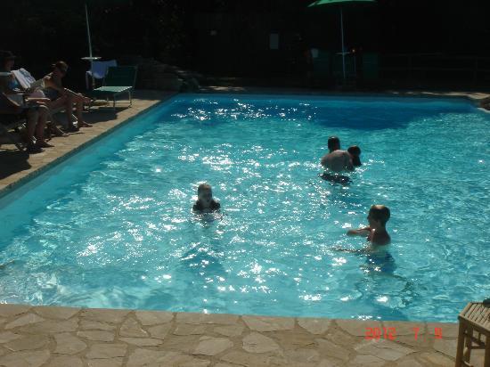 Torraccia di Chiusi: Pool