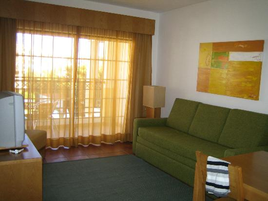Novochoro Apartamentos Turisticos: Large living room
