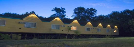 Rio Laura Delta Lodge: Panorámica habitaciones