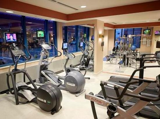 Cincinnatian Hotel: Health Club