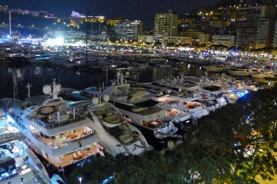 Palace Hotel Monaco Harbour Picture Of Monte Carlo