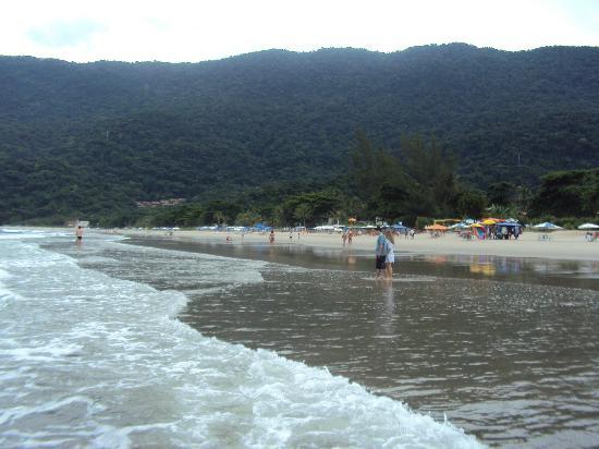 Praia Guaecá