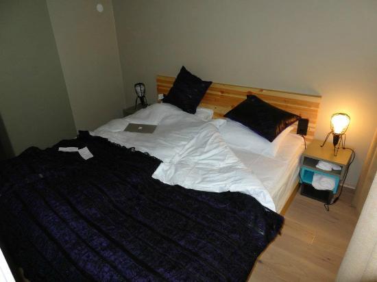 PS:Hotell: Slaapkamer