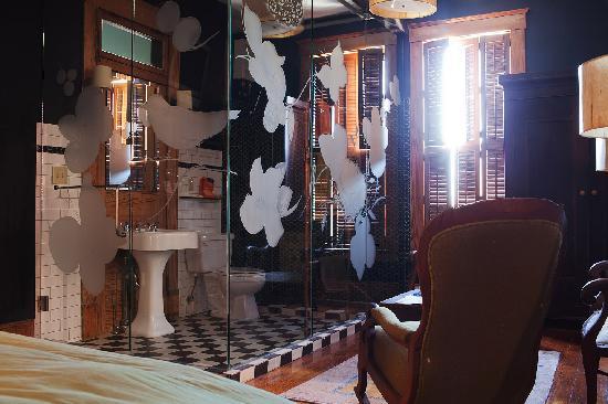 Hotel Frederick Room