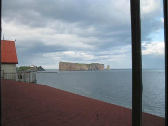 Riotel Perce : what a view to wake up to