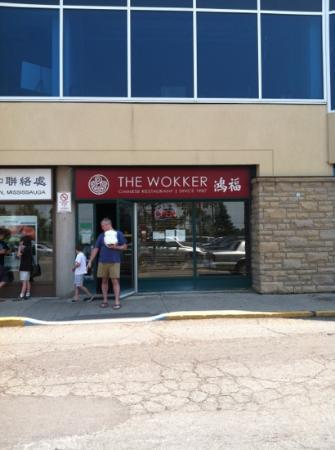 The Wokker Restaurant
