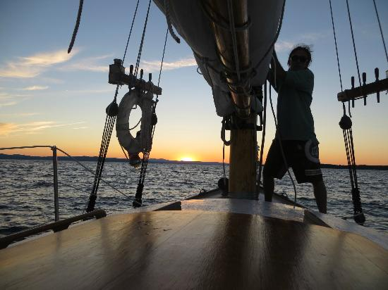 Whistling Man Schooner Company: Smooth Sailing!
